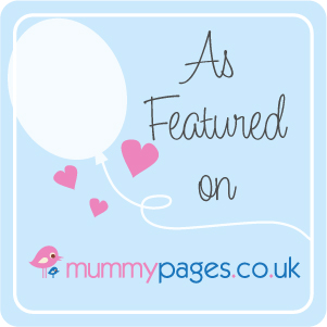As Featured on MummyPages Badge
