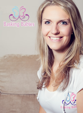 Carla Davison; Basking Babies